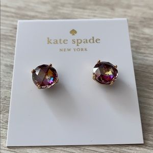 Kate Spade iridescent studs / Earrings